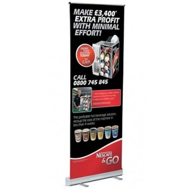 Eco Roll-up Banner