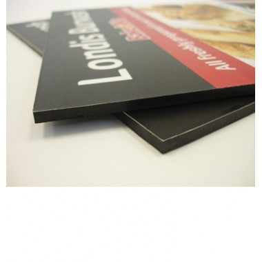 Foamex Mounted Poster Printing - A1