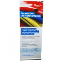 Eagle Roll Up Banner